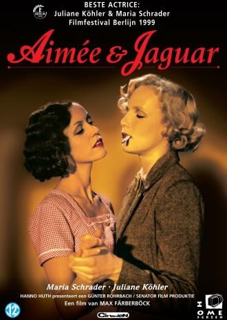 Aimée & Jaguar poster