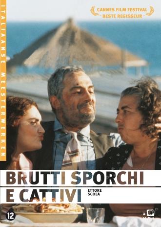 Brutti Sporchi e Cattivi dvd nl.indd