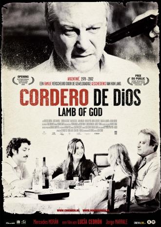 Cordero de Dios [Lamb of God] poster
