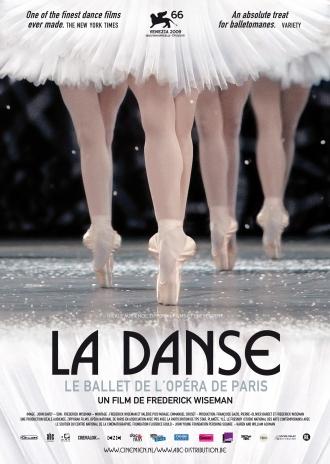 La Danse poster