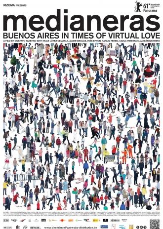Medianeras poster