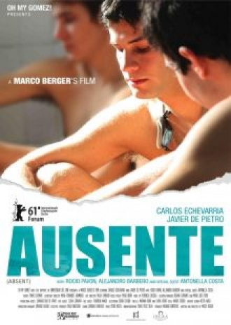Ausente [Absent] poster