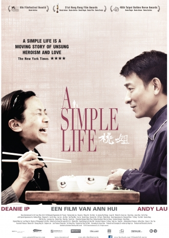 A Simple Life poster