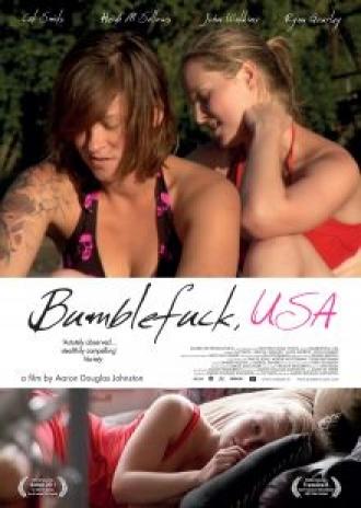 Bumblefuck USA poster