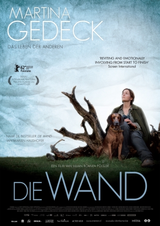 Die Wand poster