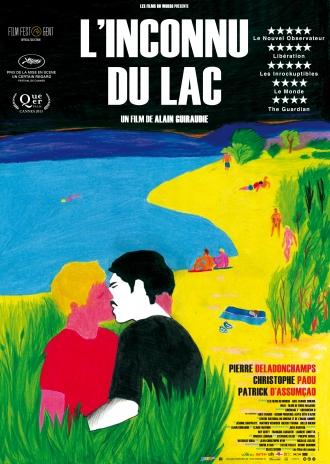 L' Inconnu du Lac poster