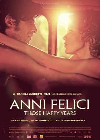 Anni Felici poster