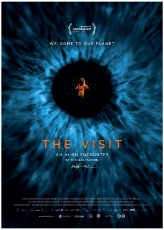 Visit, The -  An Alien Encounter poster
