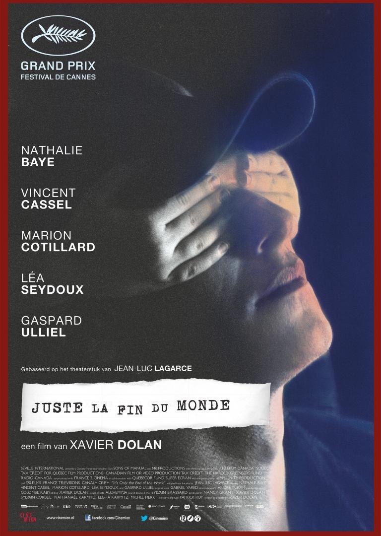 JusteLaFinDuMonde_Poster_70x100.indd