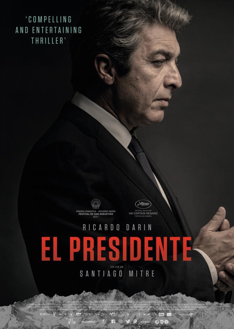 cine El Presidente A2 affiche nieuw*.indd