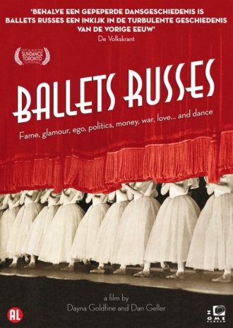 Ballets Russes cover