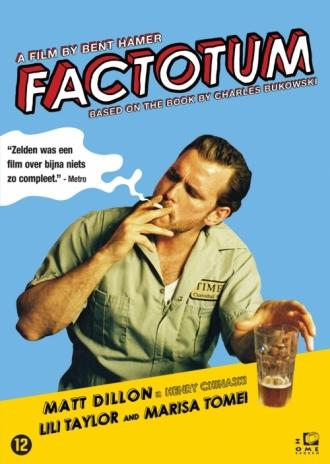 Factotum cover