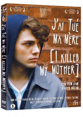 J'ai tué ma Mère cover