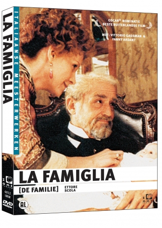 La Famiglia cover