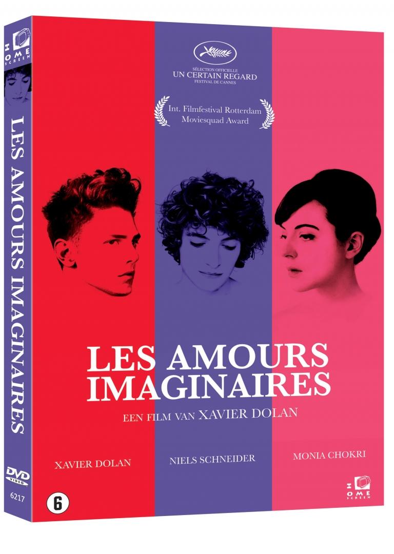 Les Amours Imaginaires cover