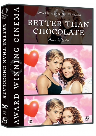 Better than Chocolate cover
