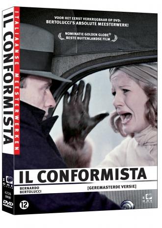 Il Conformista cover