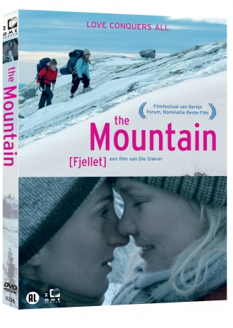 The Mountain cover