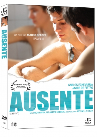 Ausente [Absent] cover