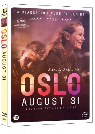 Oslo,  August 31st cover