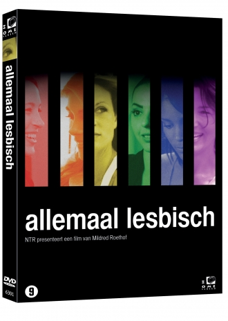 Allemaal Lesbisch cover