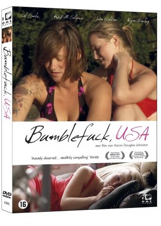 Bumblefuck USA cover