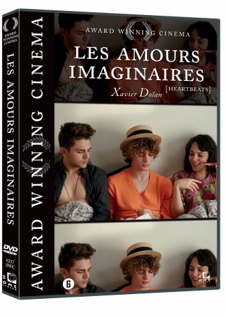 Les Amours Imaginaires cover