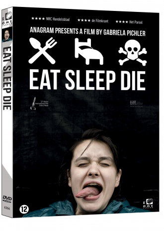 Eat Sleep Die cover