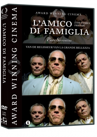 Amico di Famiglia, L' [The Family Friend] cover