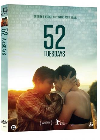 52 Tuesdays cover