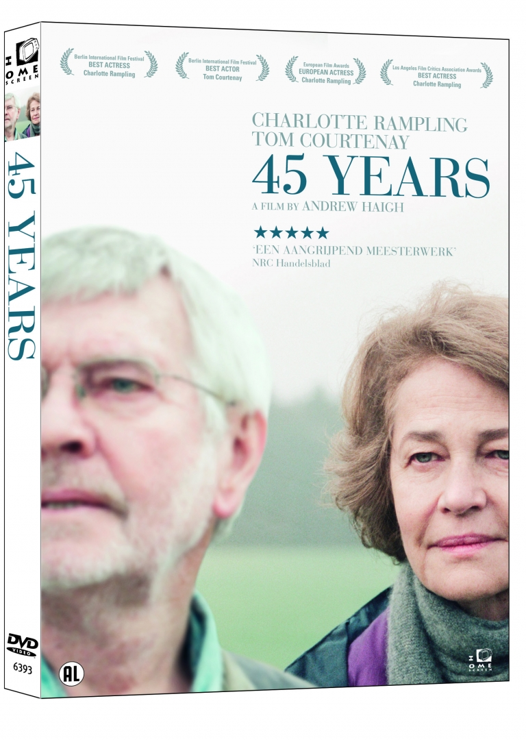 45 Years cover