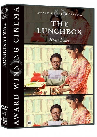 The Lunchbox cover
