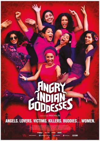 Angry Indian Goddesses cover