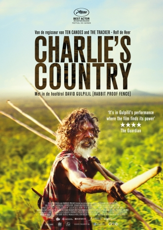 Charlie's Country cover