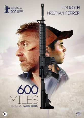 600 Miles cover