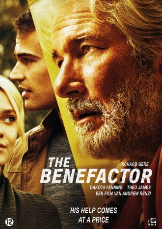 The Benefactor cover