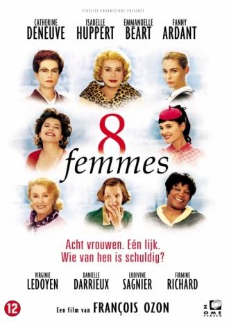 8 Femmes cover